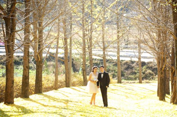 Korea Pre Wedding Photography - KOHIT WEDDING